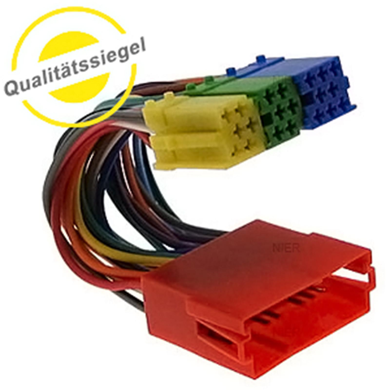 mini iso adapter kabel verteiler stecker 20 pin. Black Bedroom Furniture Sets. Home Design Ideas
