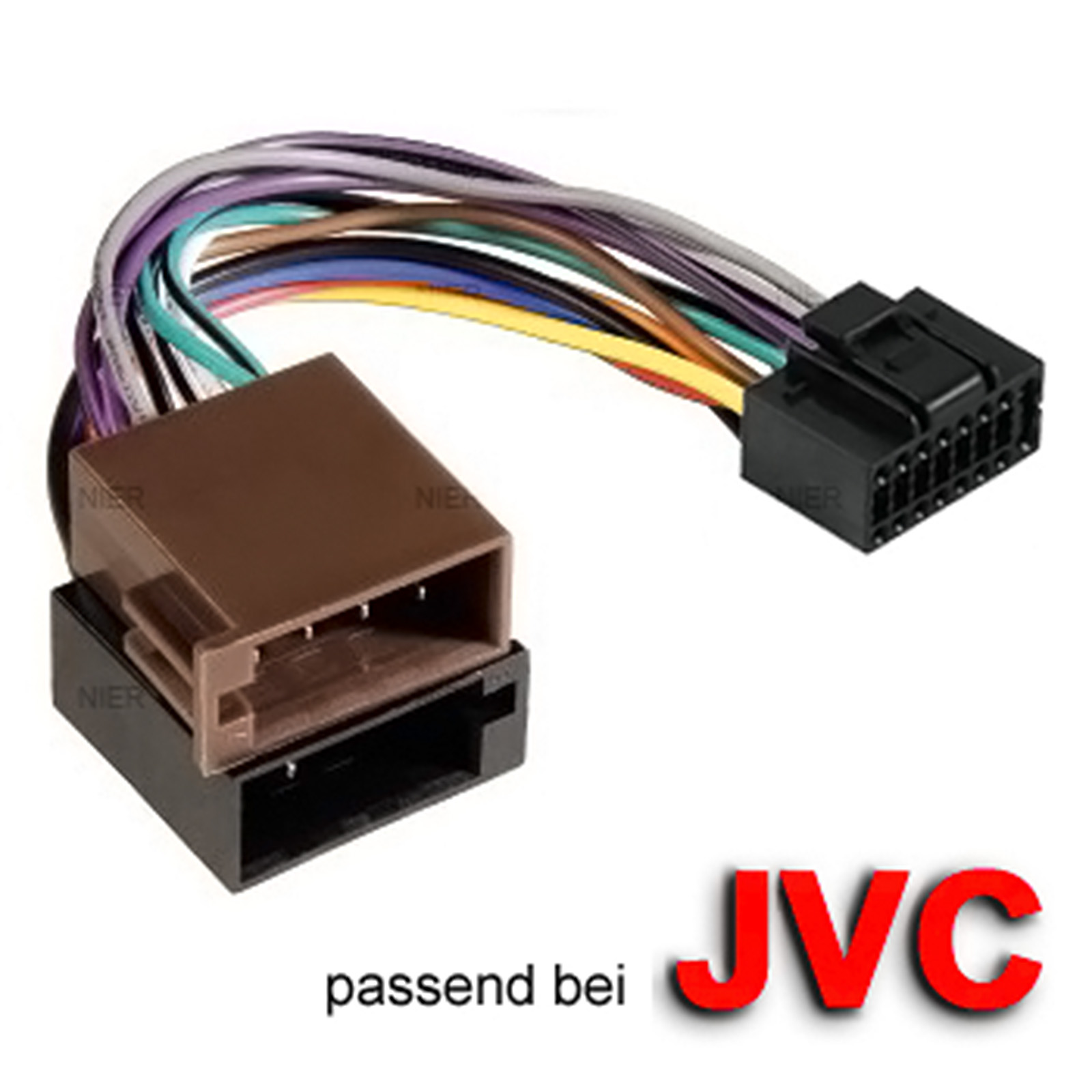 Jvc Wiring Harness Adapter